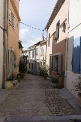 Arles, near the coliseum
